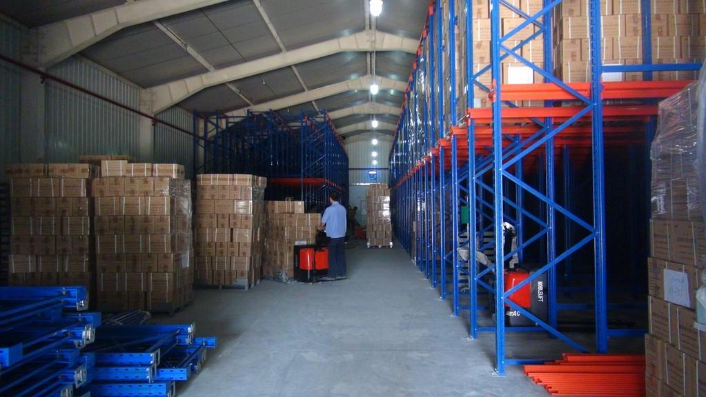 货架质量和服务乃同行业首选