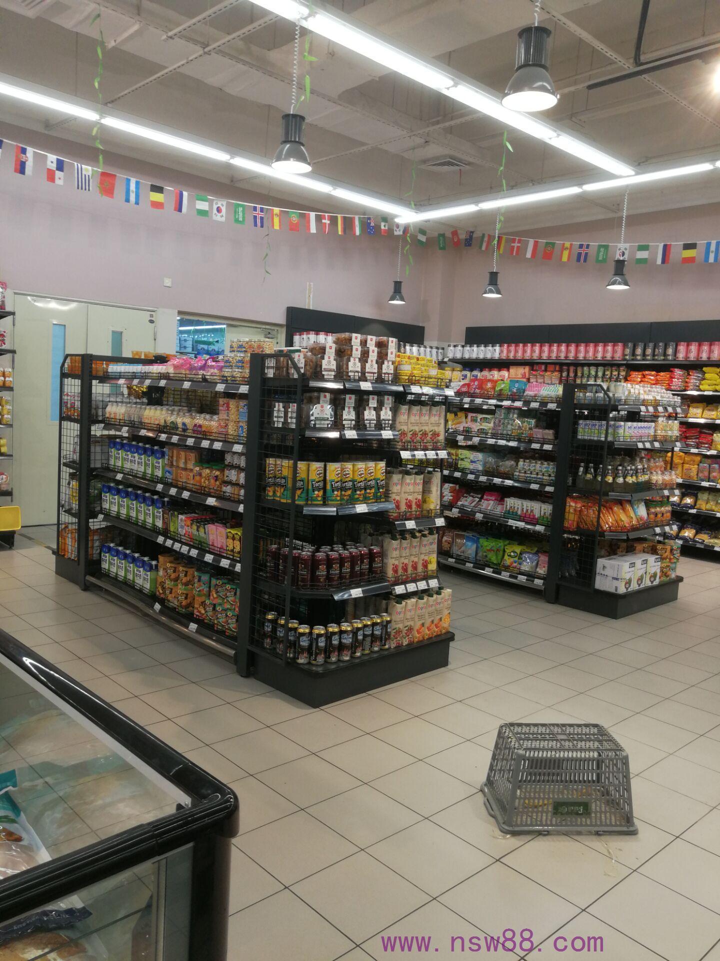 超市货架5
