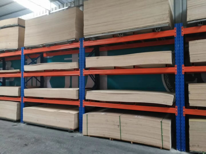 重型货架板材存放架